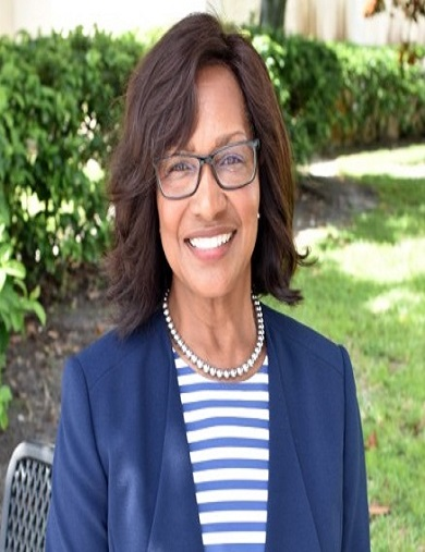 Patricia Rumph – First Vice President